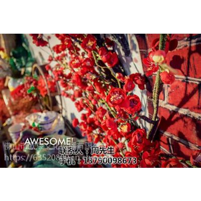 南海中式婚礼布置_AWESOME!