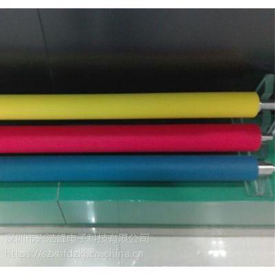 包胶 PVC薄膜压延机棍包胶件、翻新包胶、制新规格定做