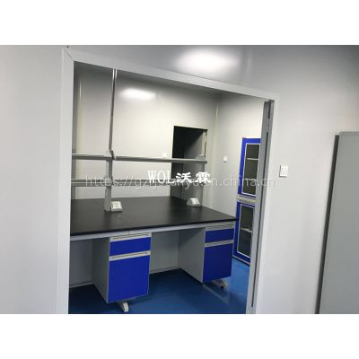 无菌室 洁净室 实验室装修规划 WOL
