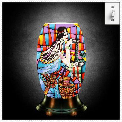 台灯、创意、LED、礼品、个性化、装饰、家居、亲缘个性化艺术台灯011