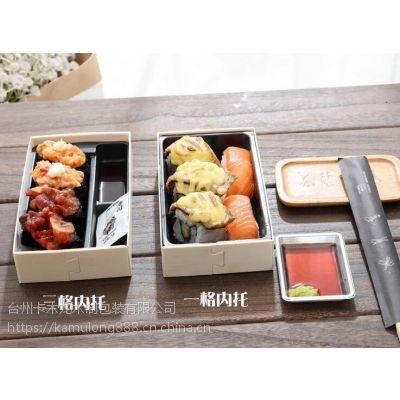 天然木材 一次性寿司盒高档日式打包盒外卖餐盒迷你木包装盒 小型木盒