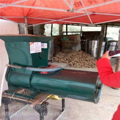 广东番薯淀粉机 莲藕粉提取设备 葛根渣浆分离机