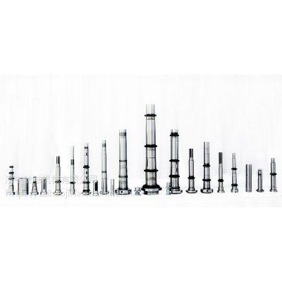 钛浩机械台钻主轴专业加工品质厂商