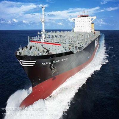 大连港DALIAN到FELIXSTOWE 费利克斯托 货运代理 国际海运运价