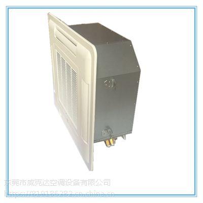 纯紫铜电机 分体嵌入式 风管机 风口机 自动摆风 水泵排水 提升泵排水 威克达65度均匀送风天花机