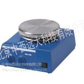 中西(LQS现货)经济型加热磁力搅拌器 型号:RH-BAIC2库号:M403085
