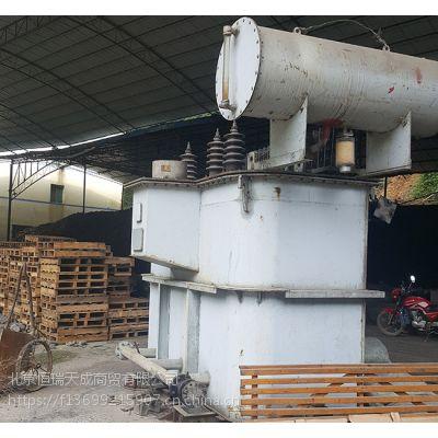 天津回收变压器 天津回收箱式变压器