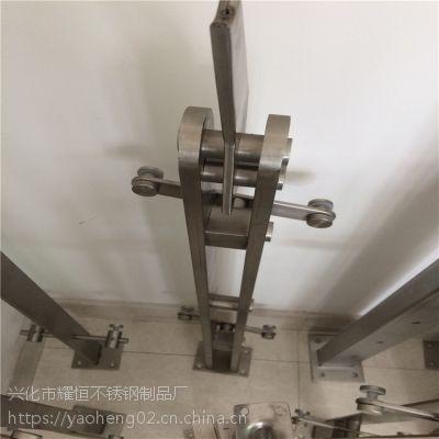 耀恒 304不锈钢楼梯扶手厂家 定制各种不锈钢栏杆