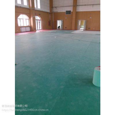 青岛办公室地面装修地胶板需要的施工环境
