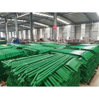 波浪形护栏网厂家 圈地养殖护栏网 铁丝网围栏 金属边框围挡