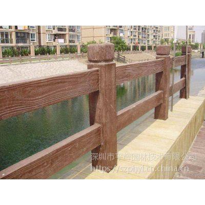 江门仿木栏杆价格,水泥仿木栏杆供应商