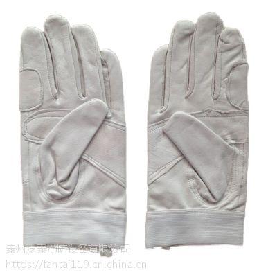 抢险救援手套消防手套泛泰消防个人防护装备带反光条
