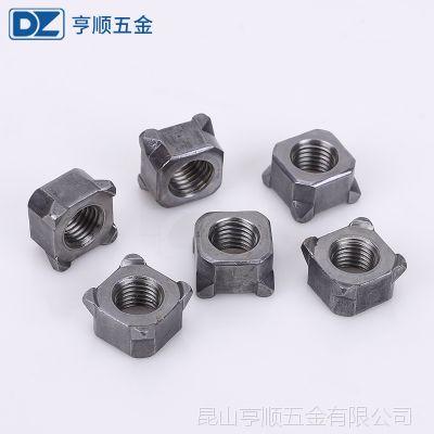 JIS1196日标四角焊接螺母    四角焊接螺母