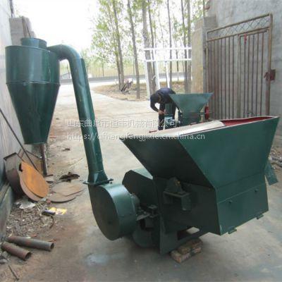 动力强 秸秆粮食碎末机 柴油动力杂草粉草机 粗粮饲料粉碎机
