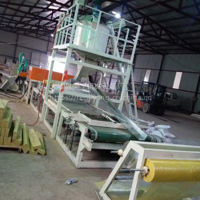 美工-16机制岩棉复合板设备和岩棉砂浆复合机的区别