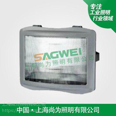 上海尚为照明SW7230B防眩通路灯HPS气体放电灯钠灯100W防眩金卤灯厂房车间广场
