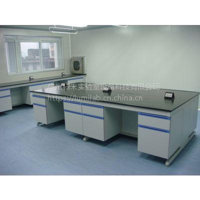 厂家批发 钢木结构中央台 水产品 饲料实验室 食品实验室 LUMI