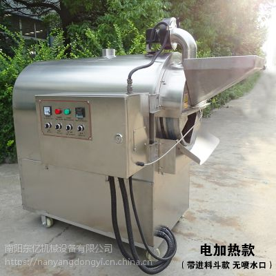 炒货机保养方法 炒货机多长时间升温 炒货机优点 东亿炒货优势
