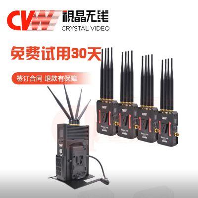 天演无线图传多机位网络直播无线视频传输器