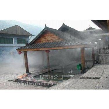 专注设计安装人造雾设备/冷雾降温设备/景观雾效设备