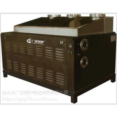 广欣牌CQGX常压大气式铸铁模块锅炉 内蒙锅炉批发厂家