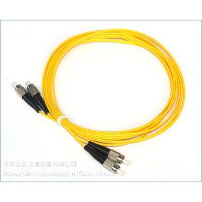室外4芯光缆电信移动联通网络布线系统用线光纤跳线