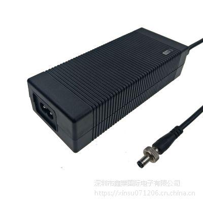 直供14.4V5A电池充电器 UL PSE CCC认证铅酸电池充电器