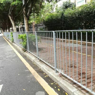厂家直销珠海甲型护栏 市政护栏 市政隔离栅 深圳公路护栏价格