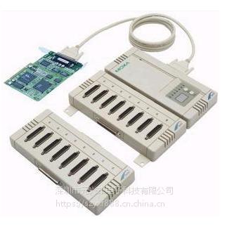 台湾 MOXA C32061T 32口 多串口盒