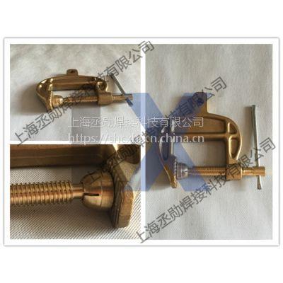 上海焊机铜地线夹供应-EB500全铜地线直销