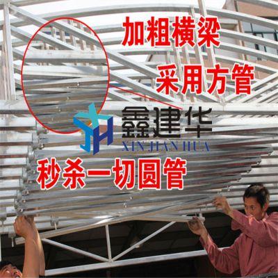 厂家定做户外推拉蓬大型移动仓库雨棚布户外遮阳篷烧烤排挡雨蓬