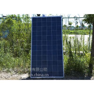 320瓦太阳能组件48V家用光伏发电板315瓦太阳能电池板