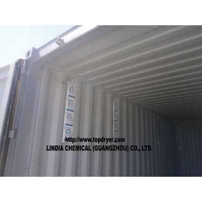 货物因潮湿问题而受损的常见现象