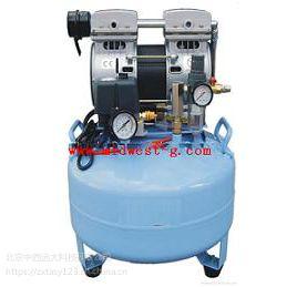 中西(DYP)静音无油空压机 实验室可用 国产 型号:SDL21-7001/30库号:M72927