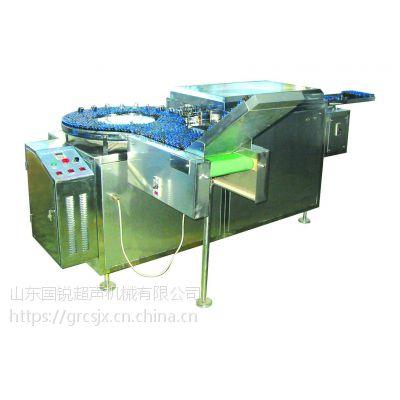 国锐机械-口服液洗瓶机