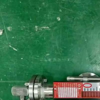 延安志丹厂家批发侧装油罐磁翻板液位计