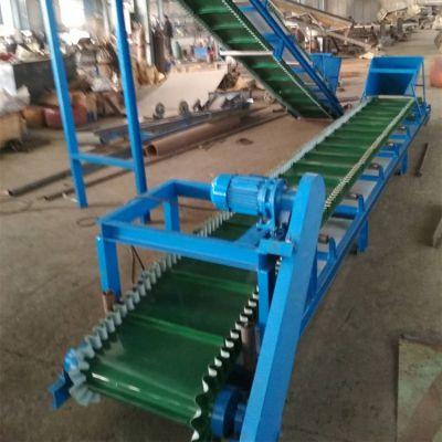 货车装卸流水线输送带 兴亚移动式带式输送机厂家生产