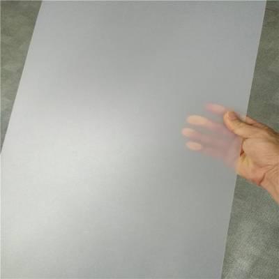正美供应云南 文山的PP实心板 供应红河 黑色 白色 本色塑胶胶片