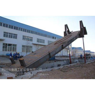 湖北 卸车机液压 卸车机翻板机 侧翻后翻一键卸车方便快捷