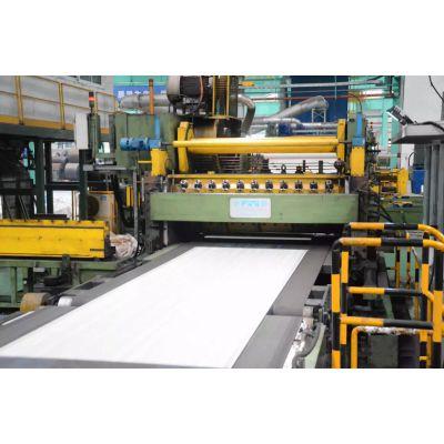 供应淄博伟业不锈钢销售广州联众304/NO1材质12.0mm厚不锈钢板