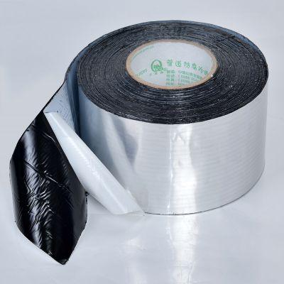 山东迈强牌850铝箔防腐胶带 粘结力强 价格