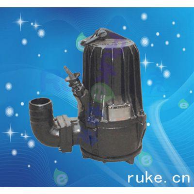 如克环保AS、AV潜污泵、抗堵塞潜水式排污泵