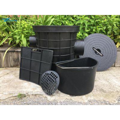泉州雨水井批发沉泥井厂家塑料排水检查井价格你要的正林依道丰齐全