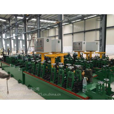 数控冲孔机 工业制管设备 水管焊管机 自动化生产线 操作简单