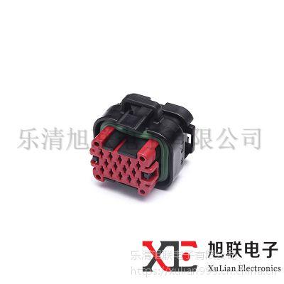 供应汽车连接器AMP安普776273-1国产14p现货