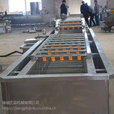 直销玫瑰花瓣全自动气泡清洗机JP-QPQX-5500匠品制造