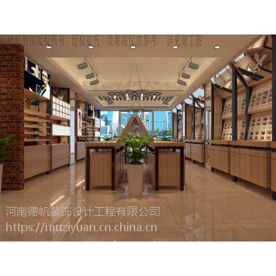 滨州眼镜店装修公司 滨州眼镜展柜生产厂家 眼镜柜台定制制作
