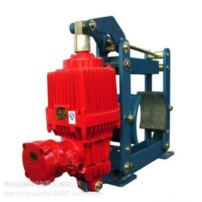 BED80/12 BED121/6隔爆型电力液压推动器