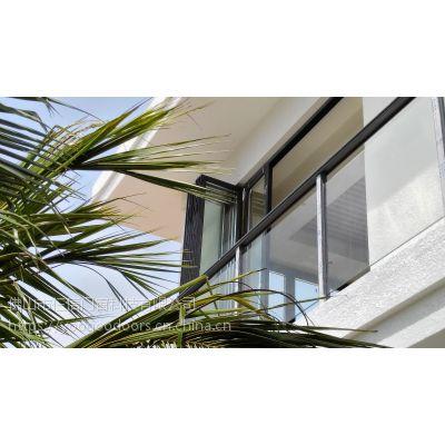 供应永锢安全门窗108铝合金断桥窗纱一体1.8厚度防盗复合窗