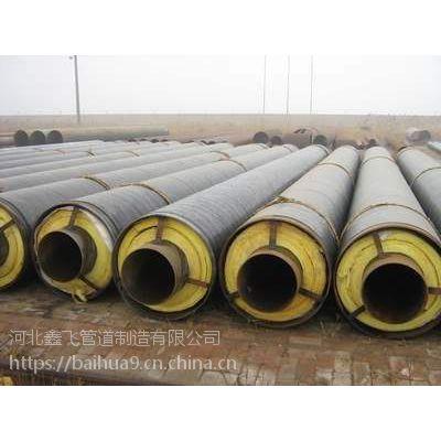 高温直埋钢套钢螺旋钢管